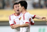 东亚杯:中国3比3战平日本